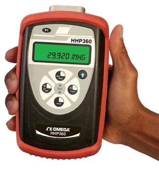 Baromètre numérique haute précisionManomètre DE PRECISION ABSOLUE   HHP360