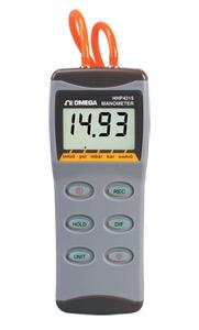 Digital Manometer for Clean Dry Gases | HHP4200 Series
