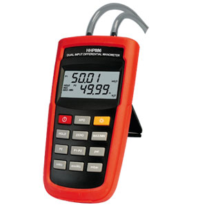 Differential Manometer, Dual Input | HHP886 Series