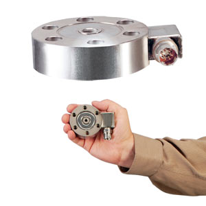 Tension or Compression Low Profile load Cell | LCHD