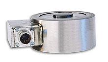 Velmi přesná nízkoprofilová tlaková vážní čidla, metrické, 0-10 kgF až 0-5,000 kgF, pro průmyslové aplikace | LCM401 a LCM411