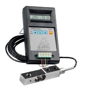 Digitální tester vážních čidel  | LCT-01