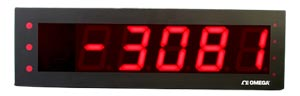 Extra Large Display Meter | LDP63100-E