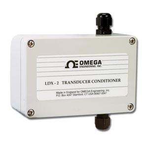 Převodník pro snímače posunutí napájený z proudové smyčky  | LDX-2