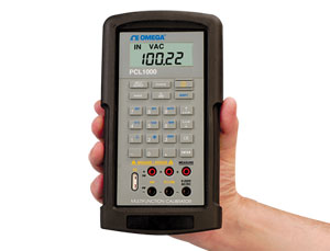 Multifunction Process Calibrator with RS232 Interface | PCL1000