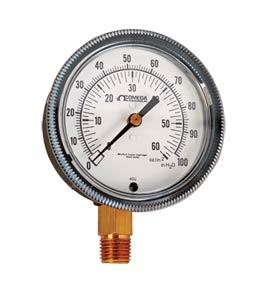 Low- Pressure Diaphragm Gauges