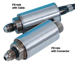 Very High Temperature Pressure Transducers - order online | PX1004, PX1009