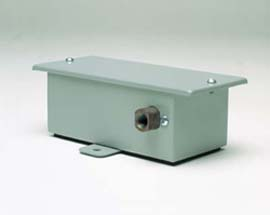Triple Range Pressure Transducer with NEMA-4 Enclosure | PX265
