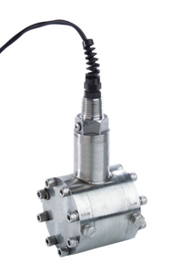 Industrial Wet/Wet Differential Pressure Transducer with Amplified Voltage Output   PX80-5V