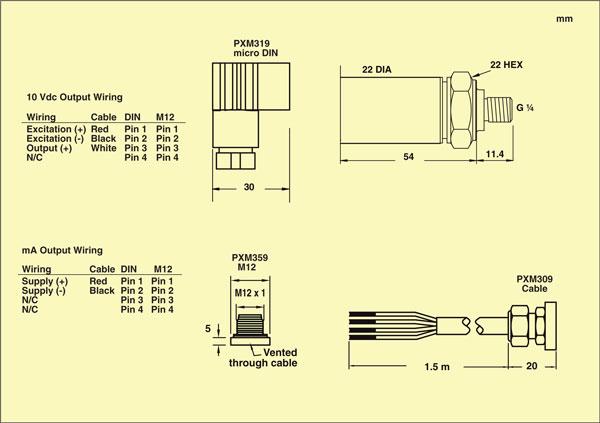 wiring omega diagram hh82a pressure transmitter for general use - order online #15