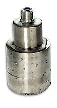 Low Pressure Submersible Transmitter, 4-20 mA Output, 0-70 mbar to 0-700 mbar   PXM79 Series Metric