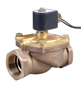 2 way anti waterhammer solenoid valves. Black Bedroom Furniture Sets. Home Design Ideas