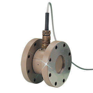 Flange Mounted Reaction Torque Sensors, 0 to 10 IN-LB to 0 to 100,000 IN-LB | TQ101