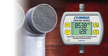 Air flow measurement - How to measure air velocity in a duct?