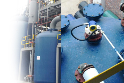 Applying Ultrasonic Level Sensors In Above Ground Bulk Storage Tanks