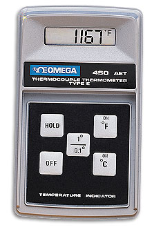 High Accuracy Handheld Thermometers | 450 Series