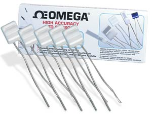 OMEGA® Thin Film DIN Class  B Elements | 5 Pack RTD Elements