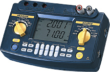 Calibrateur de courant multifunction, multimètre   CA71