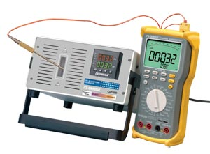 Hot and Cold Benchtop Dry Block Calibrator | CL1500 Series