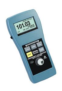 Frekvenční kalibrátor s čítačem | CL535