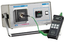 Dry Block Probe Calibrator with RS-232 Communications | CL900A and CL950A Series