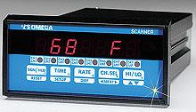 4-zonové & 7-zonové teplotní a procesní regulátory | CN1504 a CN1507 Série