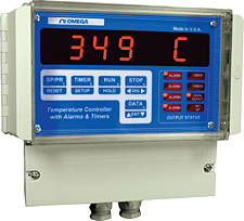 Wall-Mount Programmable Temperature Controller | CN1511 Series