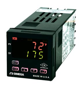 Temperature/Process Limit Controllers 1/16 Din | CN7400 Series