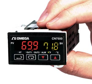 Temperature and process PID controller | CN7500 Series