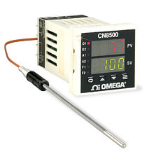 1/16 DIN Temperature/Process Controllers | CN8501 and CN8502
