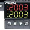 1/16 DIN temperature controllers