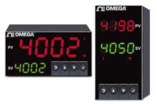 Régulateurs PID de température, procédé et contrainte ⅛ DIN à double affichage | Série CNi8D