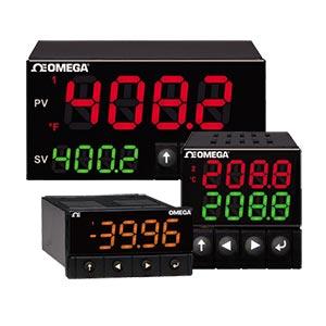 Contrôleurs de température  et de procédéPerformance à la pointe de l&#39industrie... et facile à utiliser | Séries CN32Pt, CN16Pt  et CN8Pt