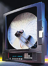 Circular Chart Recorders, Microprocessor-Based | CT9000 Series