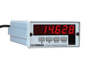 Cryogenic Digital Thermometers   CYD211, CYD218E, and CYD218S