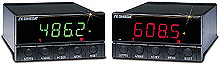 High Accuracy True-RMS Scalable Indicator | DP25-VRMS & DP25-CRMS