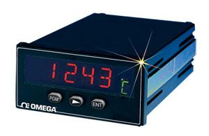 1/8 DIN Temperature or Process Measurement Indicator   DP470 Series