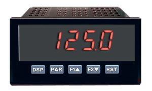 1/8 DIN Digital Panel Meters For AC True RMS Voltage and Current | DP63700-AC