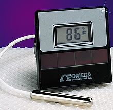 Thermistor Thermometers  | DP750 Series