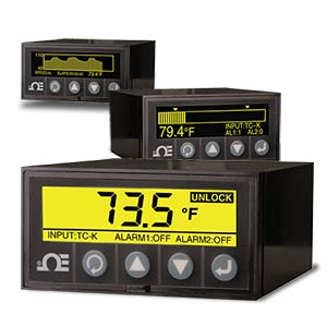 Graphical display panel meter | DPi1701 Series