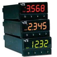 i-Series: Indicateurs de procédé et température 1/32 DIN | DPi32