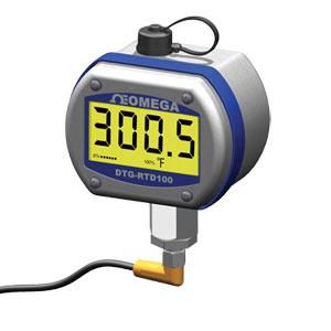 Thermomètre numerique RTD | Série DTG-RTD100