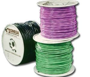 UL Listed Extension Grade Thermocouple Wire   EXPP-K-(*)-UL