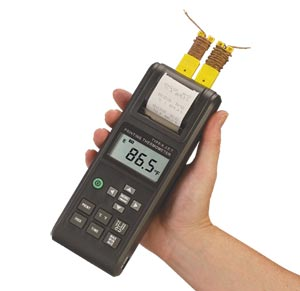 Printing Handheld Thermometer | HH1304P