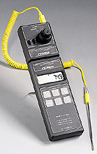 Calibrator Module, J, K, T  Thermocouple, plugs into HH20 series indicators | HH20CAL