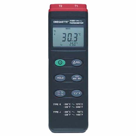 Thermocouple Thermometer | HH303 OMEGAETTE®