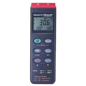 Thermometer Datalogger | HH306A