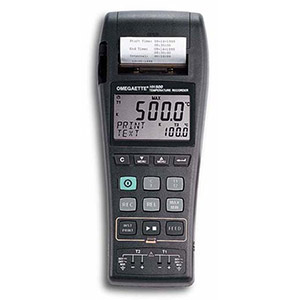 Thermometer/Logger with Printer | HH500P