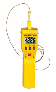 Stick Type Temperature Transducer and Thermometer | HH63 Series