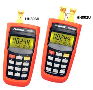 High Accuracy Thermocouple Thermometer | HH802